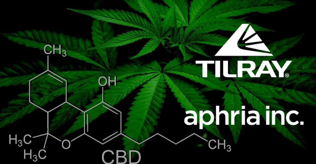 Tilray Shares Spikes High After the Company Merges with Aphria