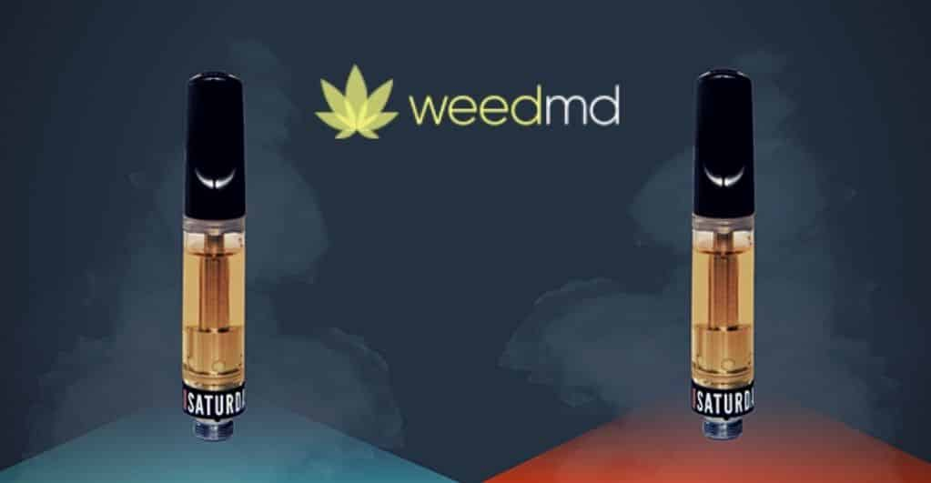 WeedMD Introduces Saturday Cannabis Vape Products in Ontario